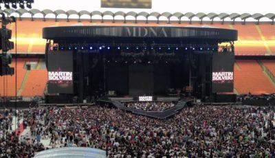 stadio, concerto