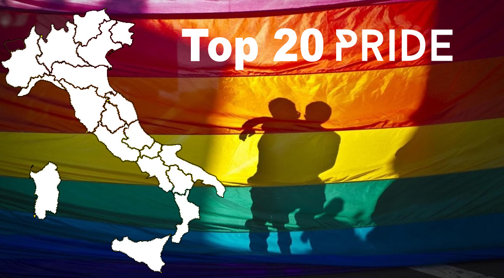 pride, top 20, italia