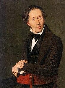 Hans Christian Andersen la sirenetta, gay