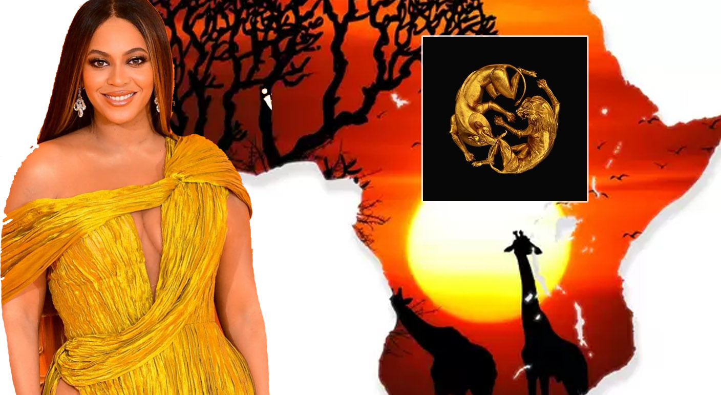 africa, beyonce