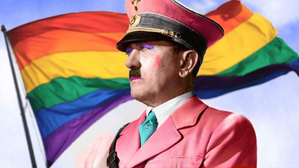 hitler gay