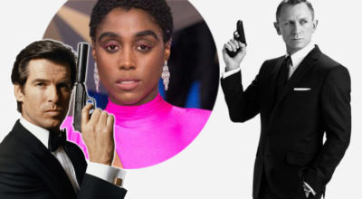 james bond 007 woman Lashana Lynch