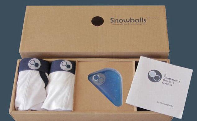 Snowballs, boxer refrigeranti