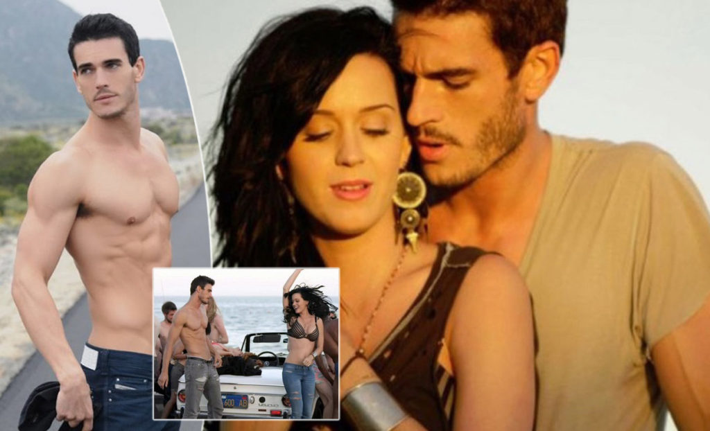 Josh Kloss katy perry