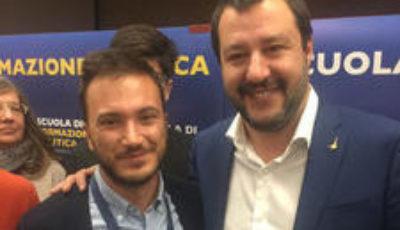 Umberto La Morgia matteo salvini