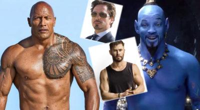 Ecco i 10 attori più pagati al mondo: la classifica di