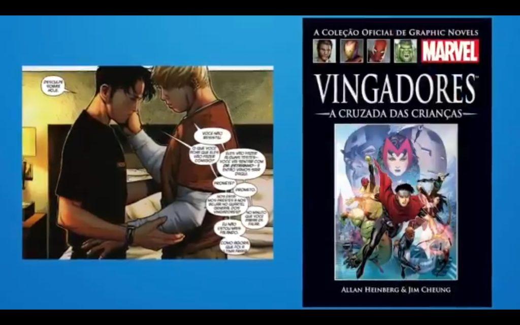 fumetti lgbt gay