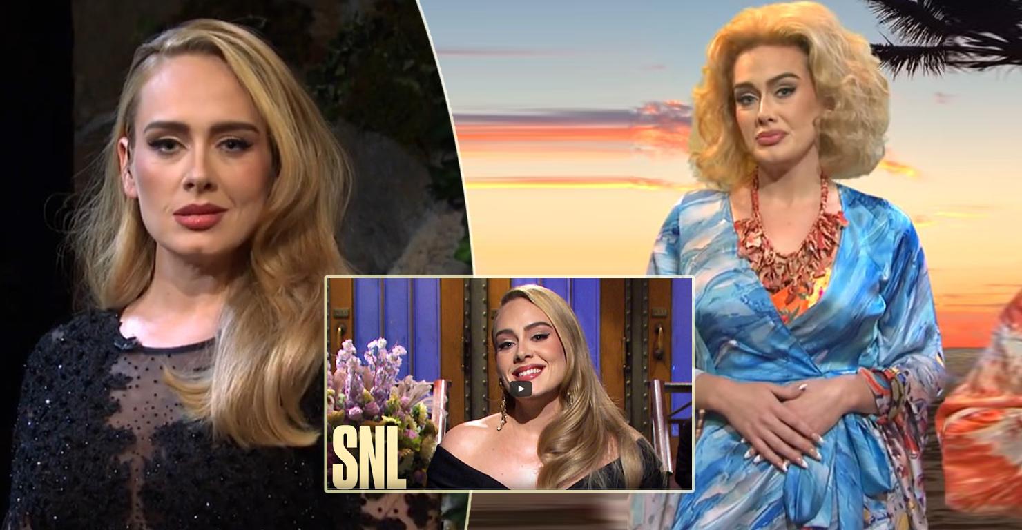 Adele al SNL