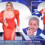 """Chirurgo dà del """"MOSTRO"""" a Jessica Alves in diretta tv: la lite TRASH che rimarrà nella storia (VIDEO)"""