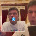 ORRORE: Fedez pubblica la telefonata privata con i vertici Rai che volevano censurare il suo discorso sui leghisti omofobi (VIDEO)